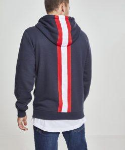 Urbanclassics Back Stripe Hoody SWEATSHIRT Sweatshirt.hoody