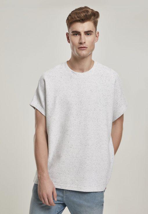 Urbanclassices Cut On Sleeve Naps Interlock Tee T-SHIRT Oversize tee.t-shirt