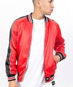 Sixth June Track Baseball Jacket JACKETS Jacket