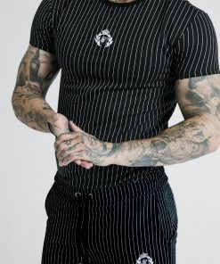 SIKSILK X DANI ALVES CURVED HEM GYM TEE